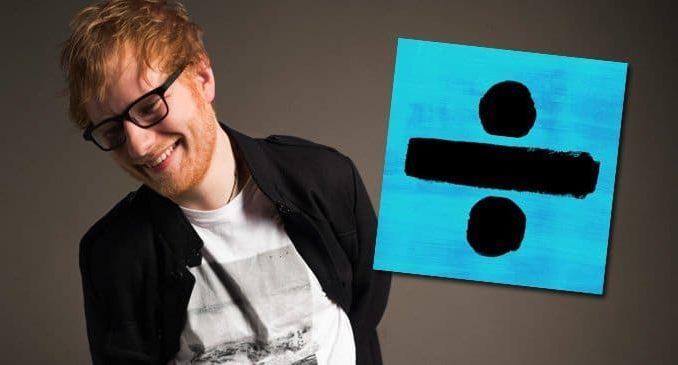 Ed Sheeran ÷ Divide