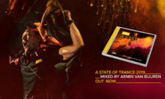 State of rance Armin VAn Buuren música nueva edm mayo 2019