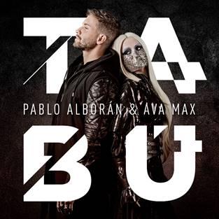 Pablo Alborán Ava Max Tabú música nueva warner noviembre 2019
