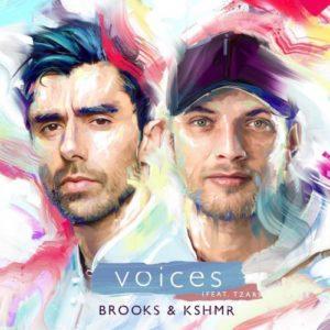Brooks & KSHMR - Voices (Feat. TZAR)