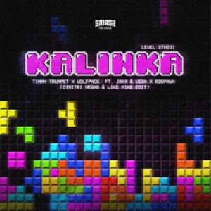 Kalinka (Dimitri Vegas & Like Mike Edit) - Timmy Trumpet x Wolfpack X Jaxx and Vega x R3SPAWN