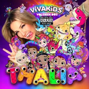 THALIA VIVA KIDS VOL. 2