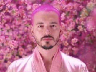 J balvin Rosa música nueva mayo 2020 universal music