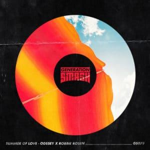 Summer of Love – Odssey ft. Robbie Rosen