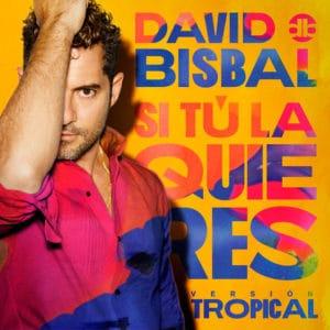 David Bisbal Si tú la quieres versión tropical