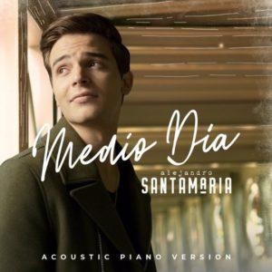 Alejandro Santamaría acústica medio día