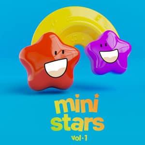 Mini Stars Volumen 1 musica nueva universal julio 2020