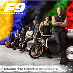 MIXTAPE ROAD TO FAST 9