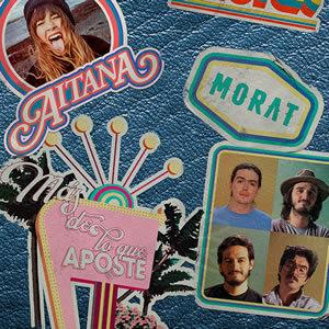 Aitana & Morat estrenan Más de lo que Aposté Música Nueva Universal Music julio 2020