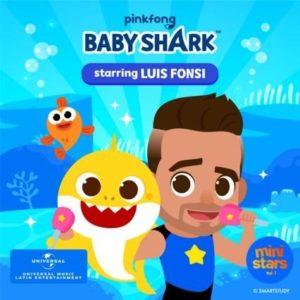 BABY SHARK LUIS FONSI Musica Nueva julio 2020