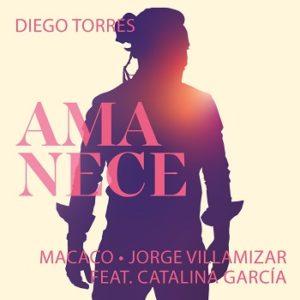 DIEGO TORRES MACACO, JORGE VILLAMIZAR y CATALINA GARCÍA AMANECE