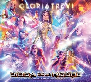 Gloria Trevi Diosa de noche en vivo