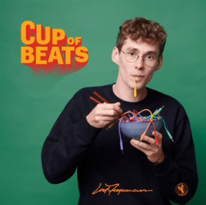 Lost Frequencies - Cup Of Beats musica nueva edm agosto 2020