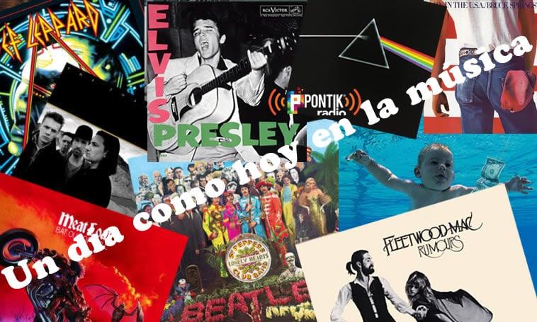 Hoy en la Historia de la Música | Efemérides Musicales | Pontik Radio
