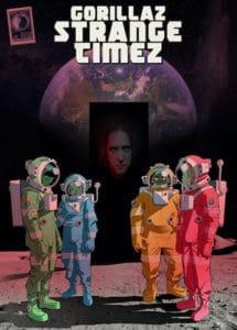 Gorillaz Strange Timez ft. Robert Smith