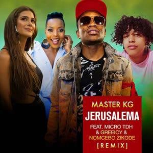 """Micro TDH & Greeicy se unen a DJ Master KG y la cantante sudafricana Nomcebo Zikode en """"Jerusalema"""" Remix"""