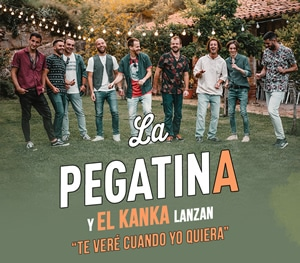 """La pegatina presenta """"te vere cuando yo quiera"""" junto a """"el kanka"""""""