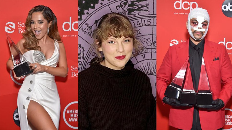 American Music Awards 2020 - Lista de ganadores