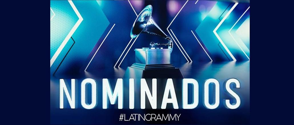 Latin GRAMMY - Lista Nominados Categorías Ganadores Música Latina