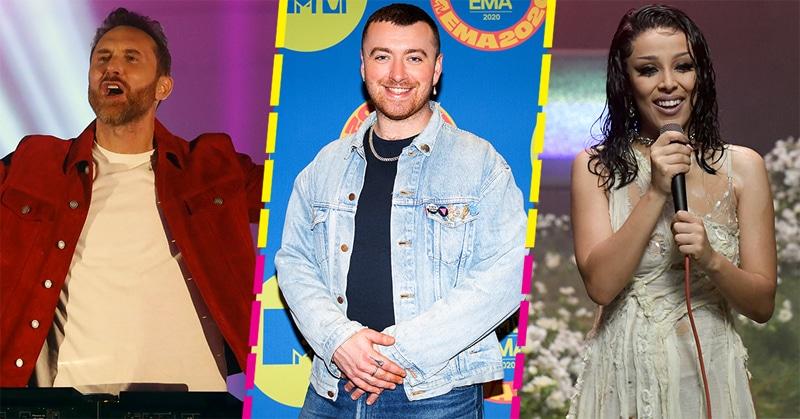 MTV EMAs 2020 - Lista de ganadores