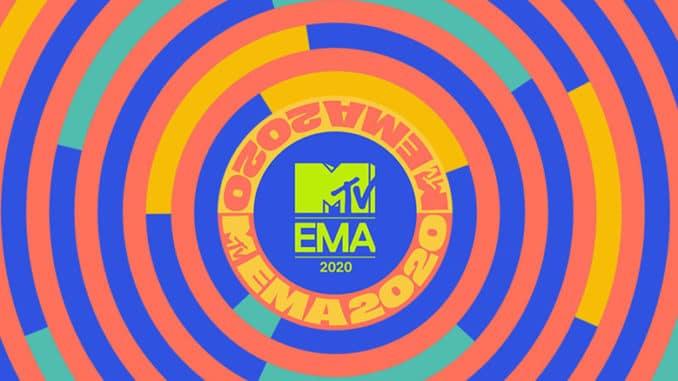 MTV EMAs 2020 - Pontik Radio banner