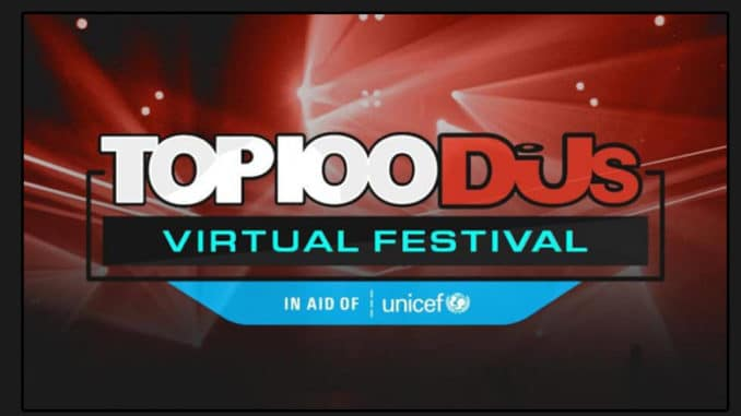 Top 100 DJs 2020 - Radio Pontik Banner