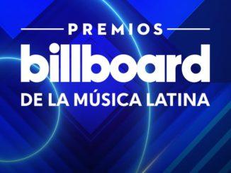 Billboard Latin Music Awards - Pontik banner