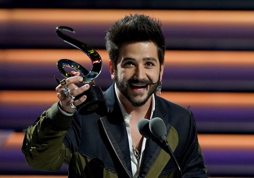 Camilo - Premios Lo Nuestro 2021