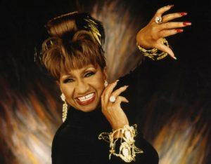 Celia Cruz - Premio Lo Nuestro a La Excelencia 1990