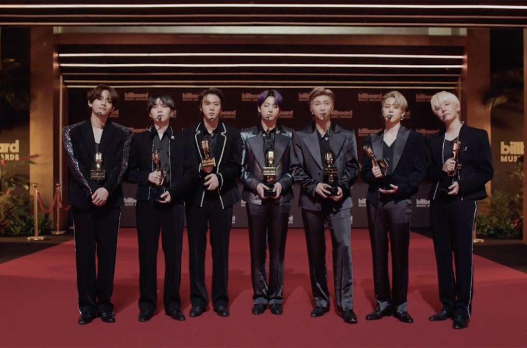 BTS - Top Social Artist (Fan Voted)