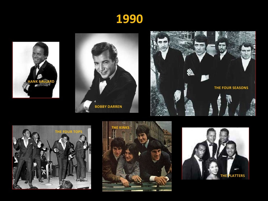 Clase 1990 - Rock and Roll Hall of Fame