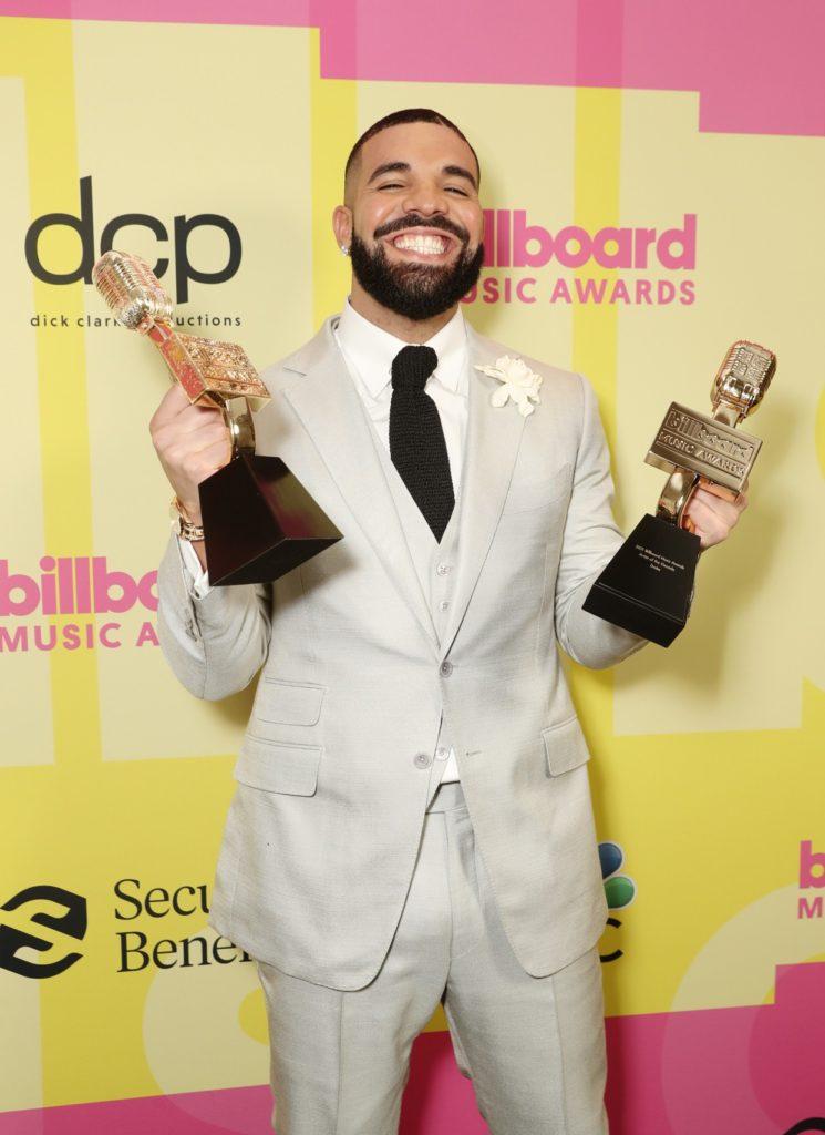 Drake - Top Streaming Songs Artist y Artist of the Decade - Premios Billboard Music Awards