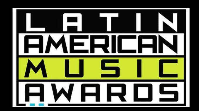 Latin American Music Awards Pontik