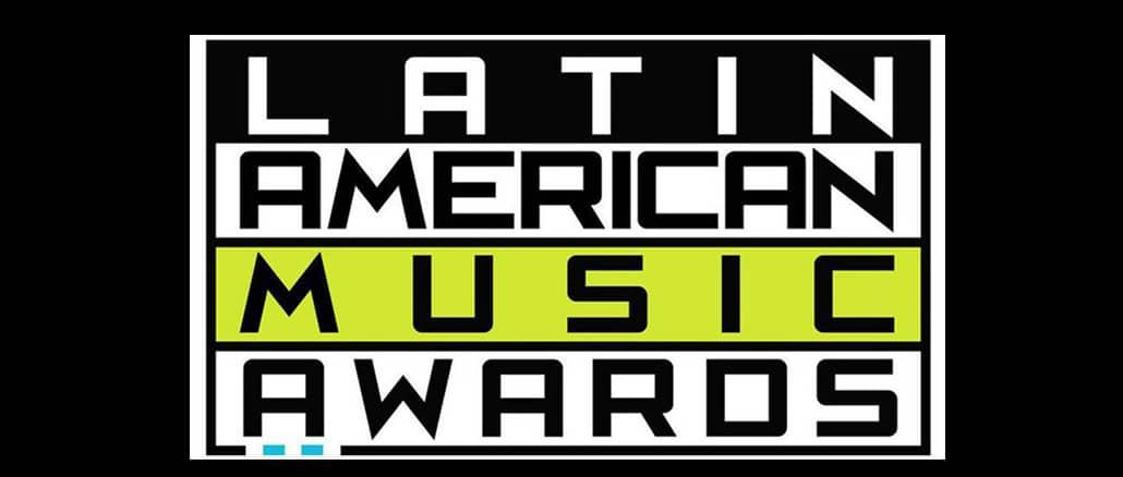 Latin American Music Awards - Detalles Nominados Ganadores Pontik® Radio