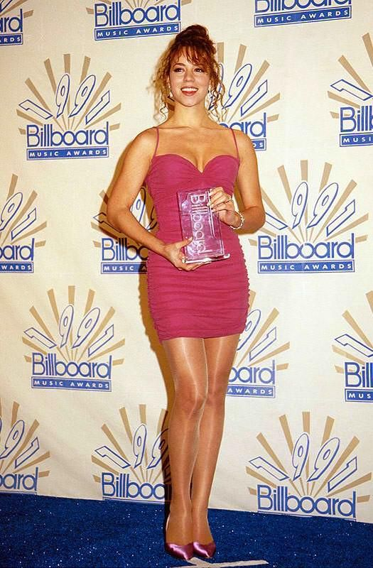 Mariah Carey - Billboard Music Awards 1990