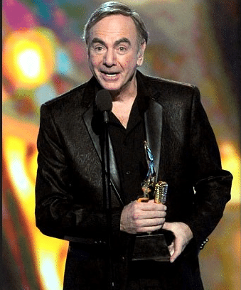 Neil Diamond - Billboard Music Awards 2011