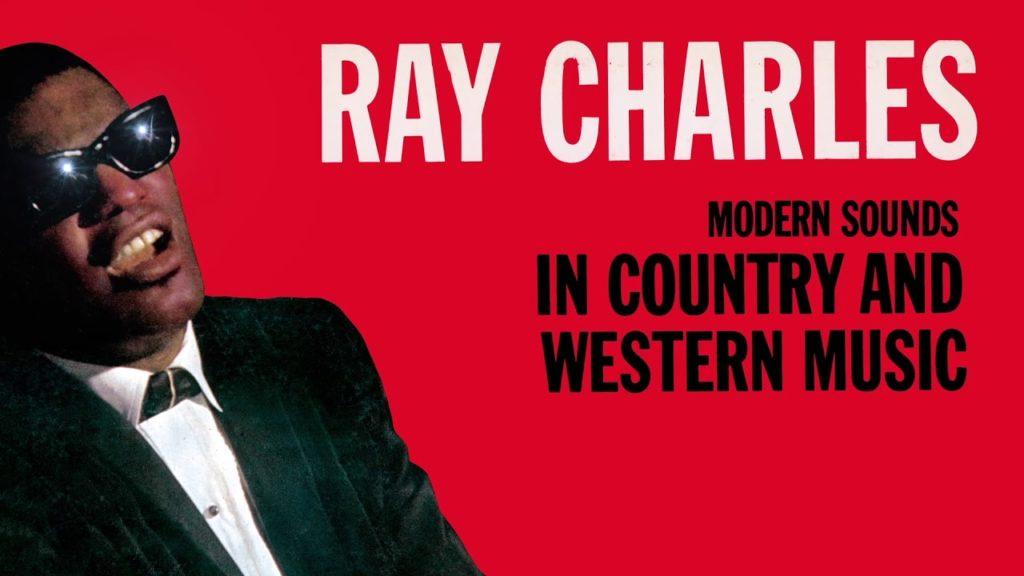 Ray Charles - Modern Sounds in Country and Western Music - banner