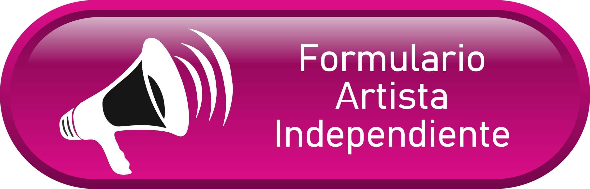 Formulario Artista Independiente - Pontik Radio
