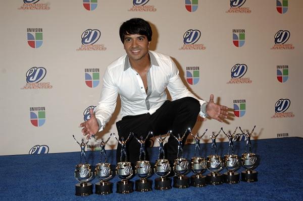 Luis Fonsi - Premios Juventud 2009