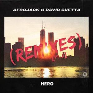 Afrojack & David Guetta - Hero (The Remixes) [part.2]