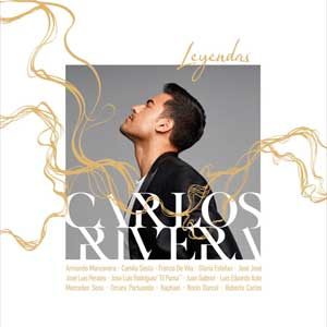 "Carlos Rivera – ""Leyendas"""