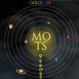 """Coldplay – """"Music Of The Spheres"""" - single"""