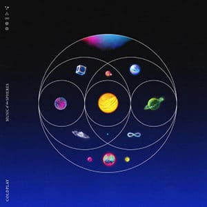"""Coldplay – """"Music of the Spheres"""" - julio 2021"""