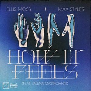 Ellis Moss, Max Styler - How It Feels (fea Salena Mastroianni) - julio 2021