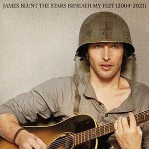 "James Blunt – ""The Stars beneath my Feet (2004 - 2021)"" - julio 2021"