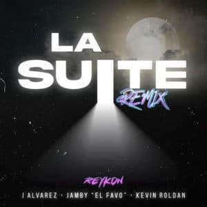 """La Suite Remix - Reykon, junto A J Álvarez, Jamby """"El Favo"""" Ft Kevin Roldán - Julio 2021"""