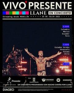 """Llane – """"Vivo presente"""""""