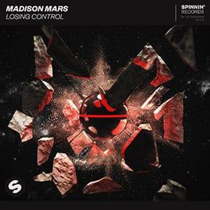 Madison Mars - Losing Control - julio 2021