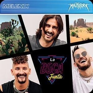 """Melendi – """"La Boca Junta"""" (feat Mau y Ricky)"""
