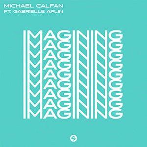 Michal Calfan - Imagining (feat Gabrielle Aplin) - julio 2021